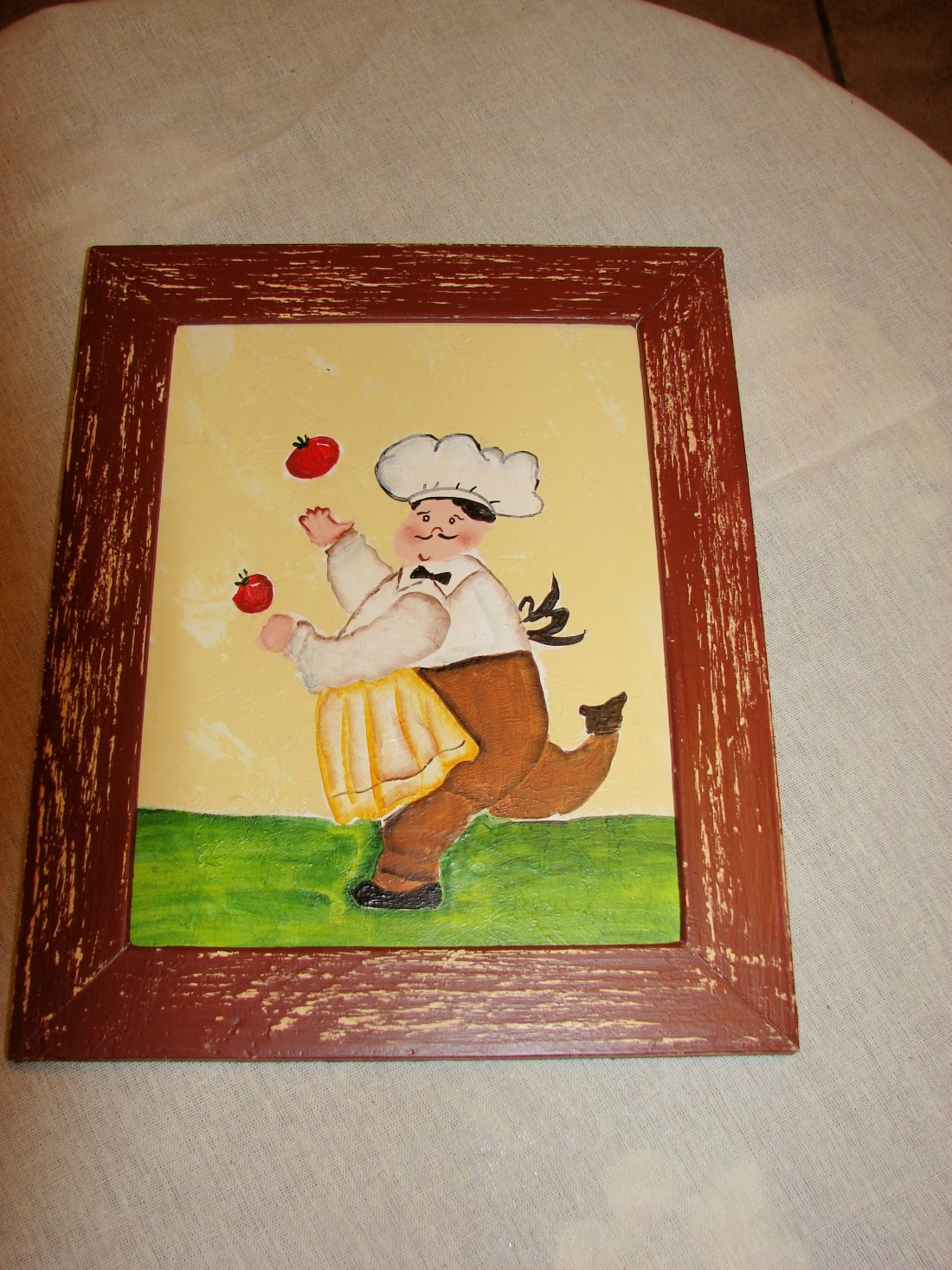G y g artesanias cuadros para cocina for Cuadros para cocina
