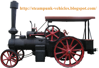 3D Modeling Reference http://steampunk-vehicles.blogspot.com/2009/06/lanz-side-view-1.html