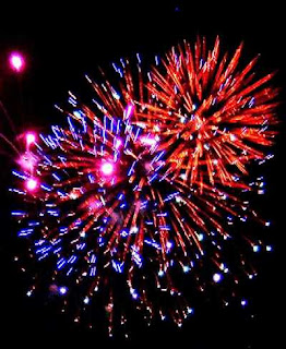 think in pink: baby you're a firework