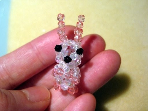my daily bead how to make a rabbit with