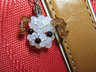 my daily bead how to make a doggie with