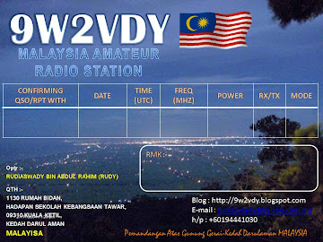 My QSL Card Edisi 1.0