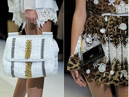 Moda Primavera Estate Crochet Di Dolce Gabbana Gomitoli Magici