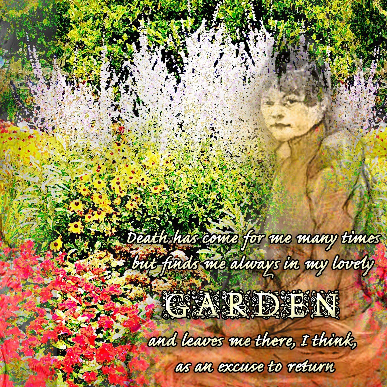 Quotes About Gardening Quotesgram