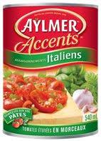 recettes  Fondue aux tomates