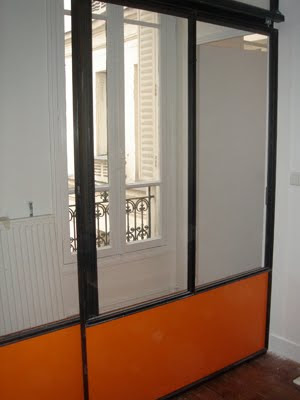 Karine herz home designer cloison coulissante - Chambre enfilade ...