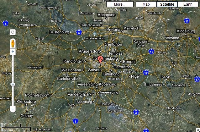 SA Weather and Disaster Information Service South Africa Update