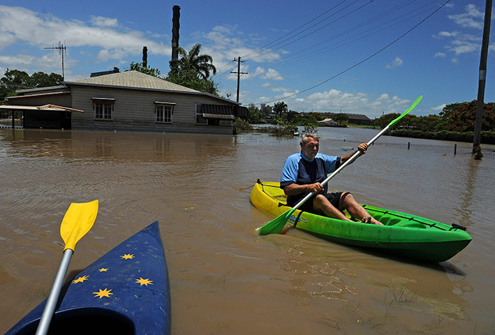 Australian Flood Images (Part 1)