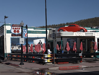Cruisers Cafe, Williams, Arizona