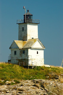 Two Bush Island Lighthouse, Maine