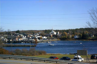 Damariscotta Maine
