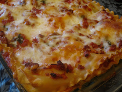 The &quot;Ultimate&quot; Lasagna