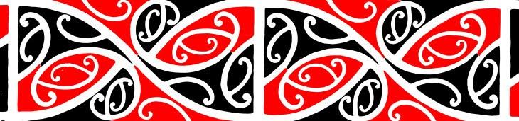 Kowhaiwhai - Maori Rafter Patterns