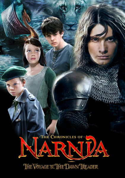 ... of Narnia The Voyage of The Dawn Treader (2010) Hindi Dubbed 3gp Movie