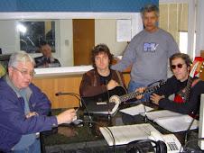 Ze Lennon na Rádio Pampa AM