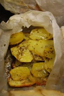 ricetta patate al cartoccio passo passo
