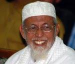 Abu Bakar Ba'asyir Mengatakan Gus Dur itu Murtad
