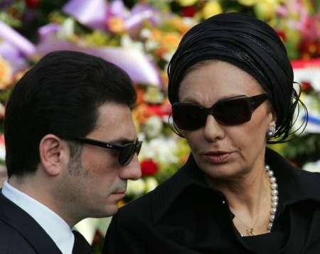 Normalthought son of iran shah kills himself in us for Shah bano farah pahlavi