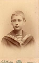 Carl Gregers Restorff Schack ca.1895