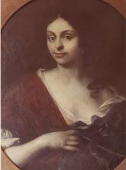 11.374.Anna Bourgundien (1662-1713)