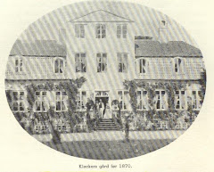 Kløckers gård/ Salem før ombygningen 1870