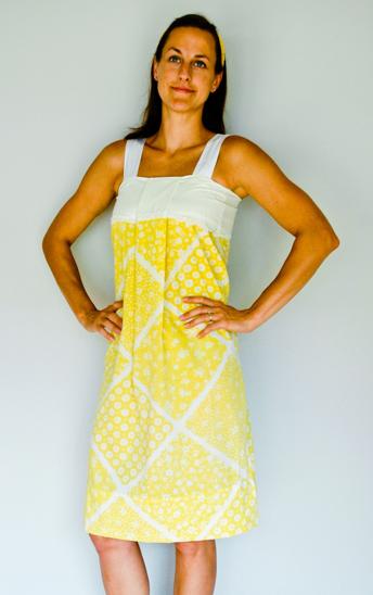 So Creative: Women's Pillow Case Dress