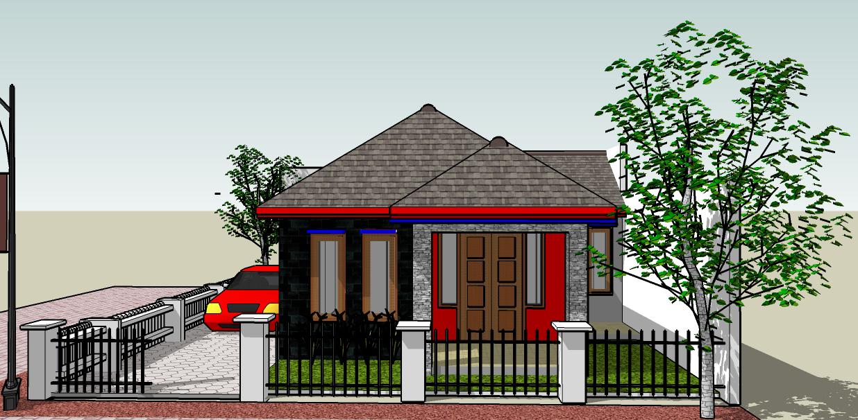 Desain Rumahku