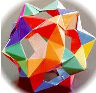 Proyecto de Geometría apoyado en Origami