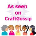 FEATURED ON CRAFTGOSSIP!