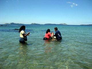 Julia Baptism 3
