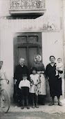 Maman, oncle René (devant), Bonne-Maman