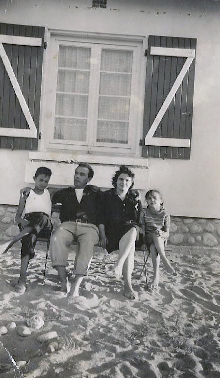 A Sainte Marie, 1955