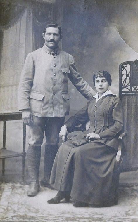 Nos grands-parents paternels
