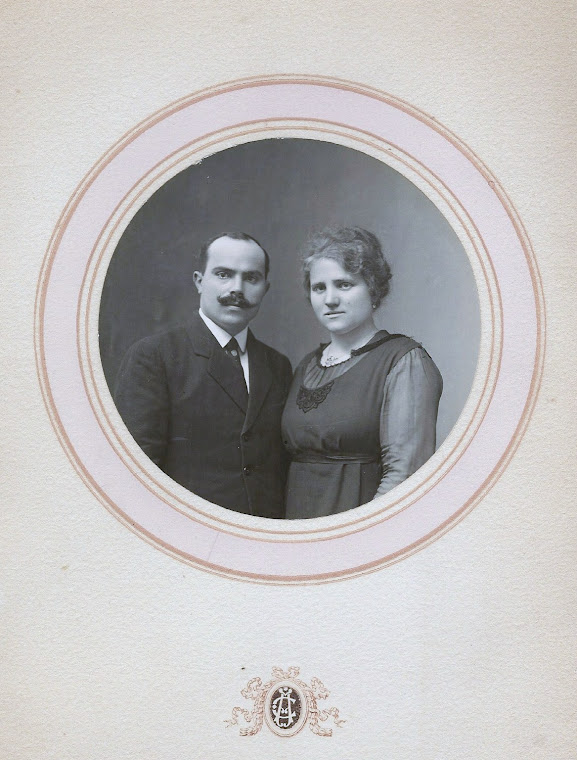 Nos grands-parents maternels