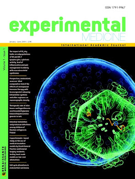 EXPERIMENTAL MEDICINE journal