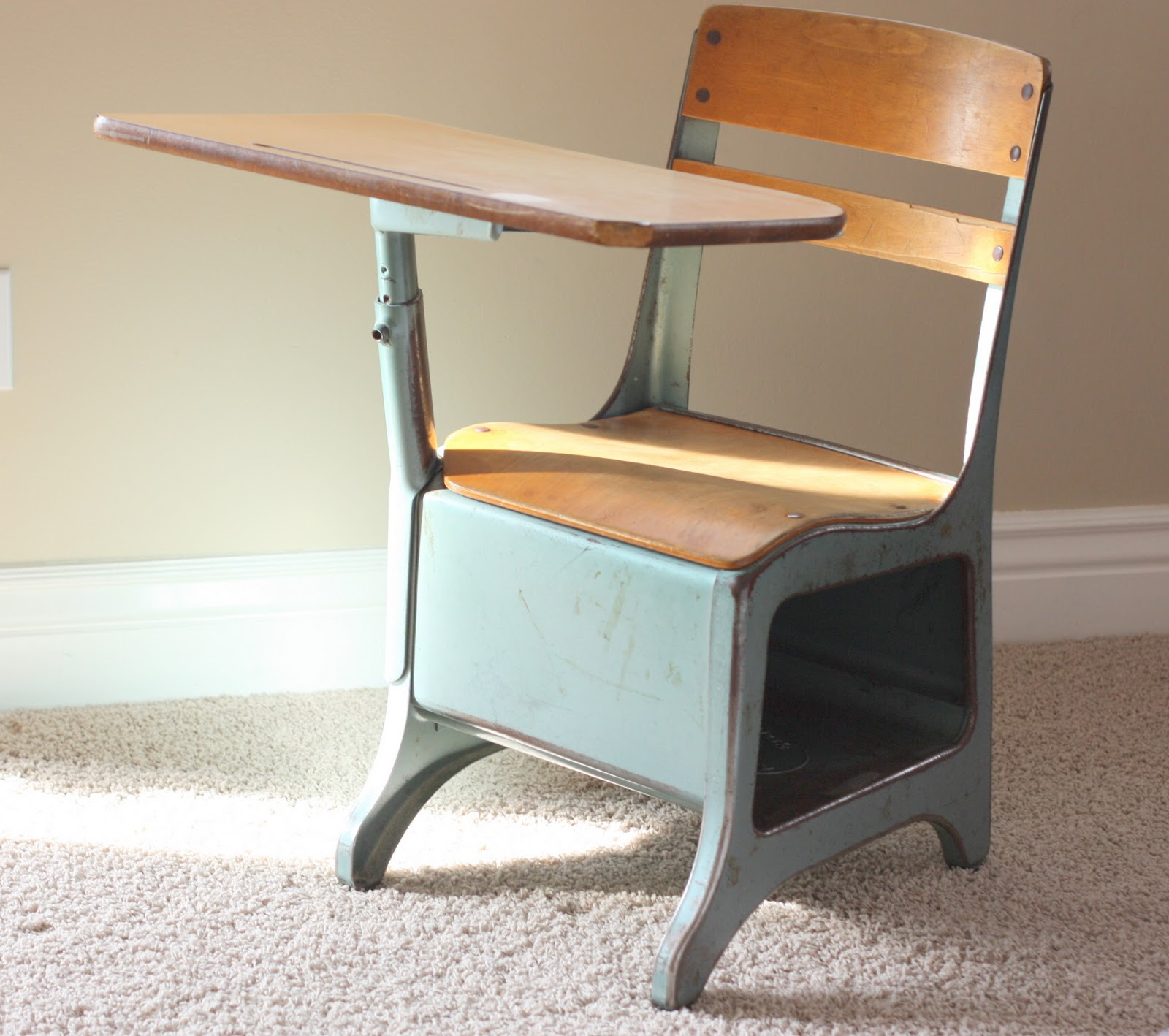 Vintage School Desks For Sale