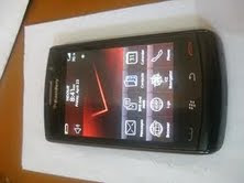 Blackberry  Strom2 9550