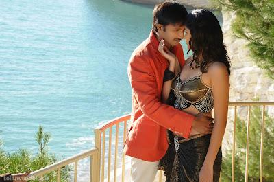 Photos Wanted Hot Romantic Stills Deeksha Seth Gopichand wallpapers
