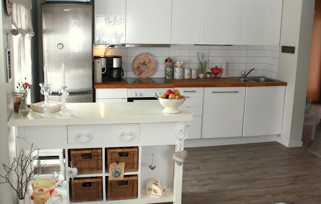 """Lykkelise"""": hamskifte på kjøkkenet"""