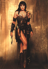 Xena... warrior princess, if you're nasty