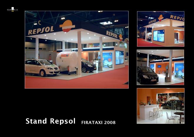 Foto stand Repsol