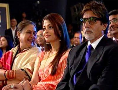 Aishwarya Rai Bachchan at NDTV Indian of the Year