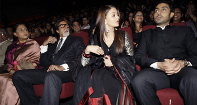 Aishwarya Rai Bachchan at the London Asian Festival