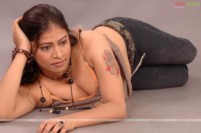 Actress Chandana