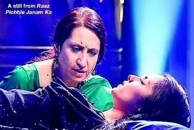Celina Jaitley on Raj Pichle Janam Ka