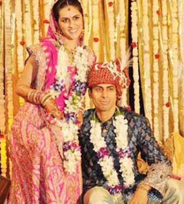Ashish Nehra's Wife Rushma