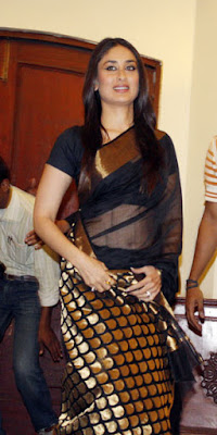 Kareena Kapoor Promotes 3 idiots in Bhopal