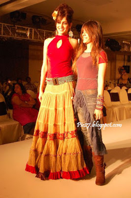 Genelia D'souza at Chennai International Fashion Week