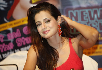 Amisha Patel at Country Club Hotel