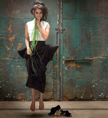 Diya Mirza's Cosmopolitan Magazine Photoshoot